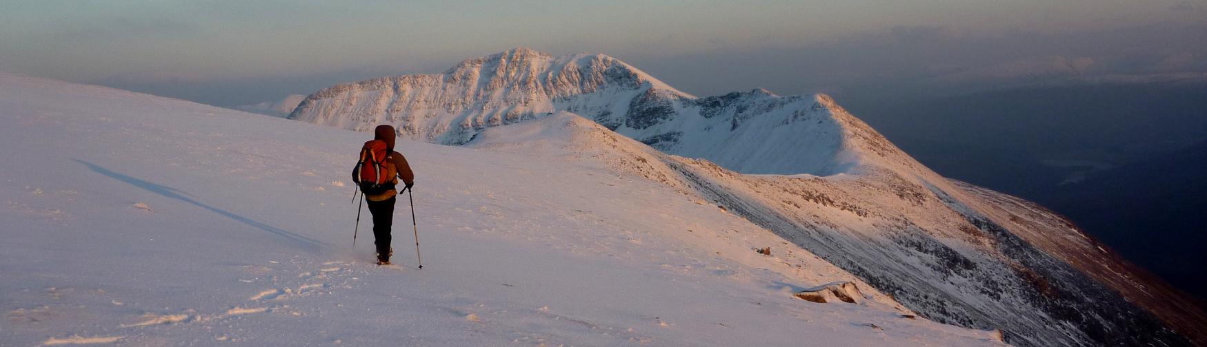 Mountain Guiding Services - Dave Talbot