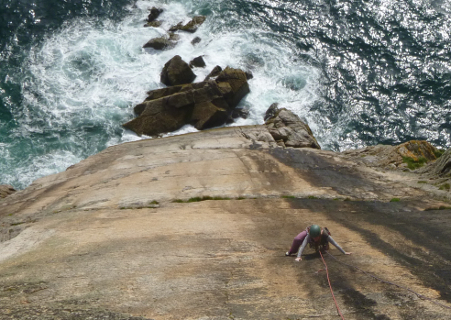 Rock Climbing in the South West