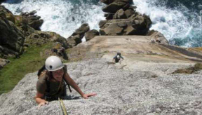Guided Rock Climbing in the South West