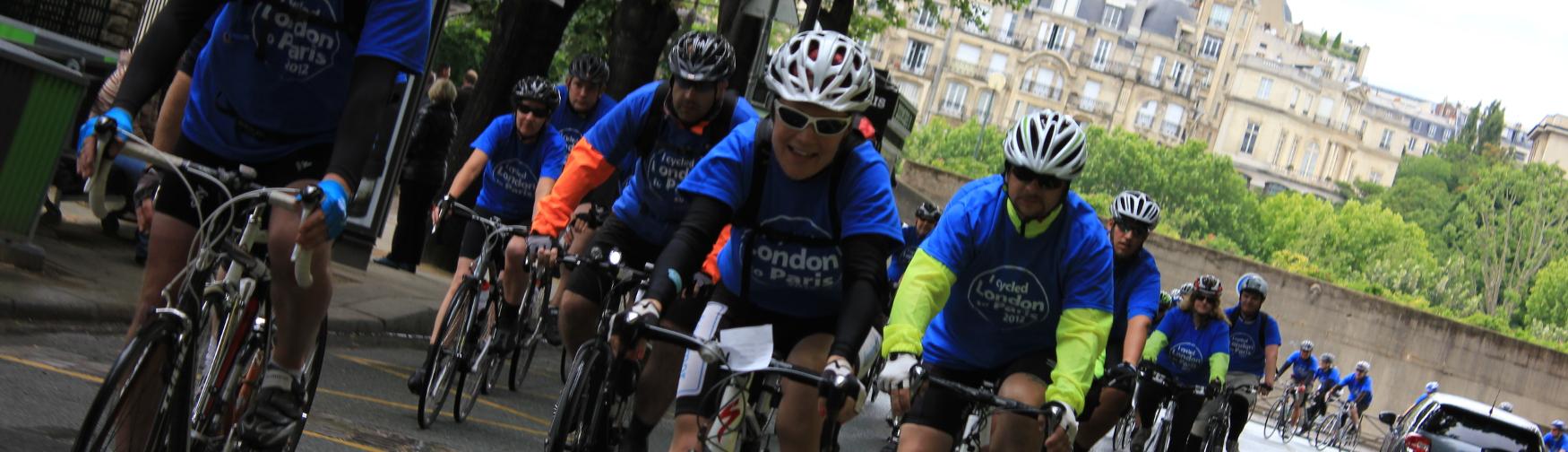 London to Paris group