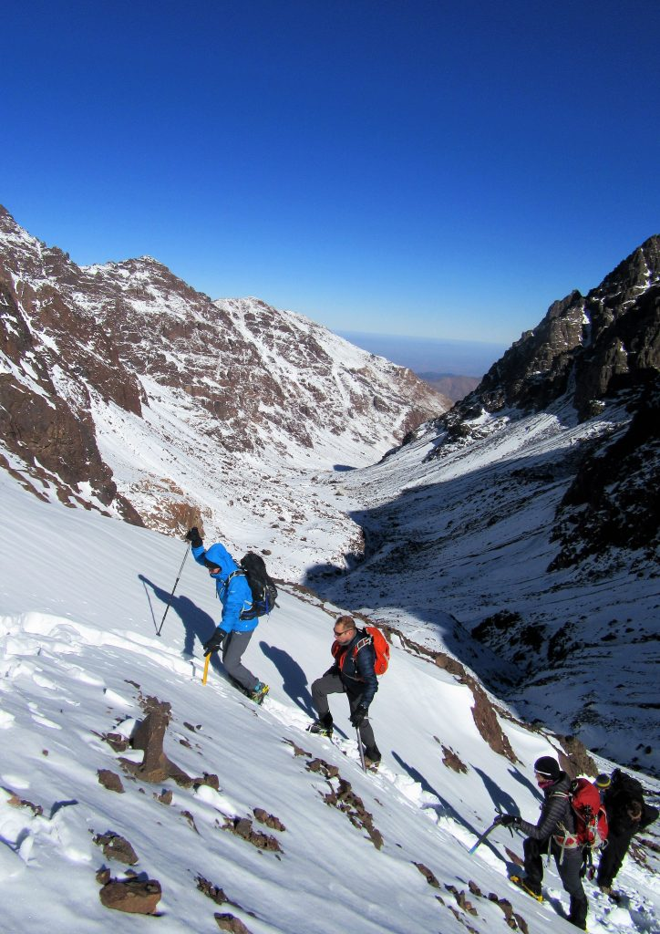 Toubkal Dave Talbot Adventure Events