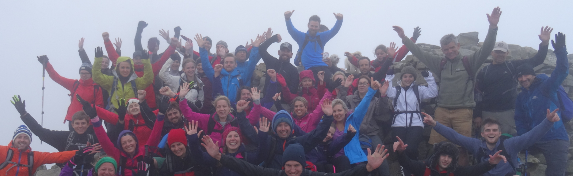 National 3 peaks group