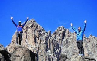 Mt Kenya - Dave Talbot - Adventure Events