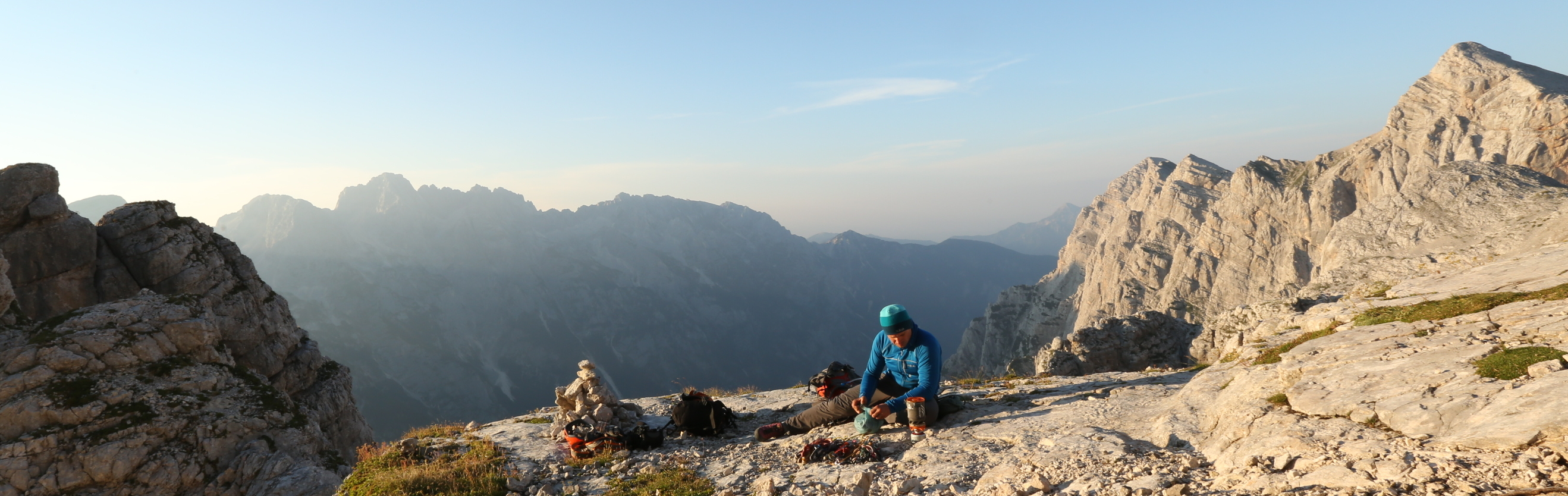 Triglav - Dave Talbot Adventure Events
