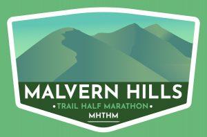 Malvern Hills Trail Half Marathon Logo