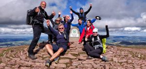 Brecon Beacons 10 Peak Challenge