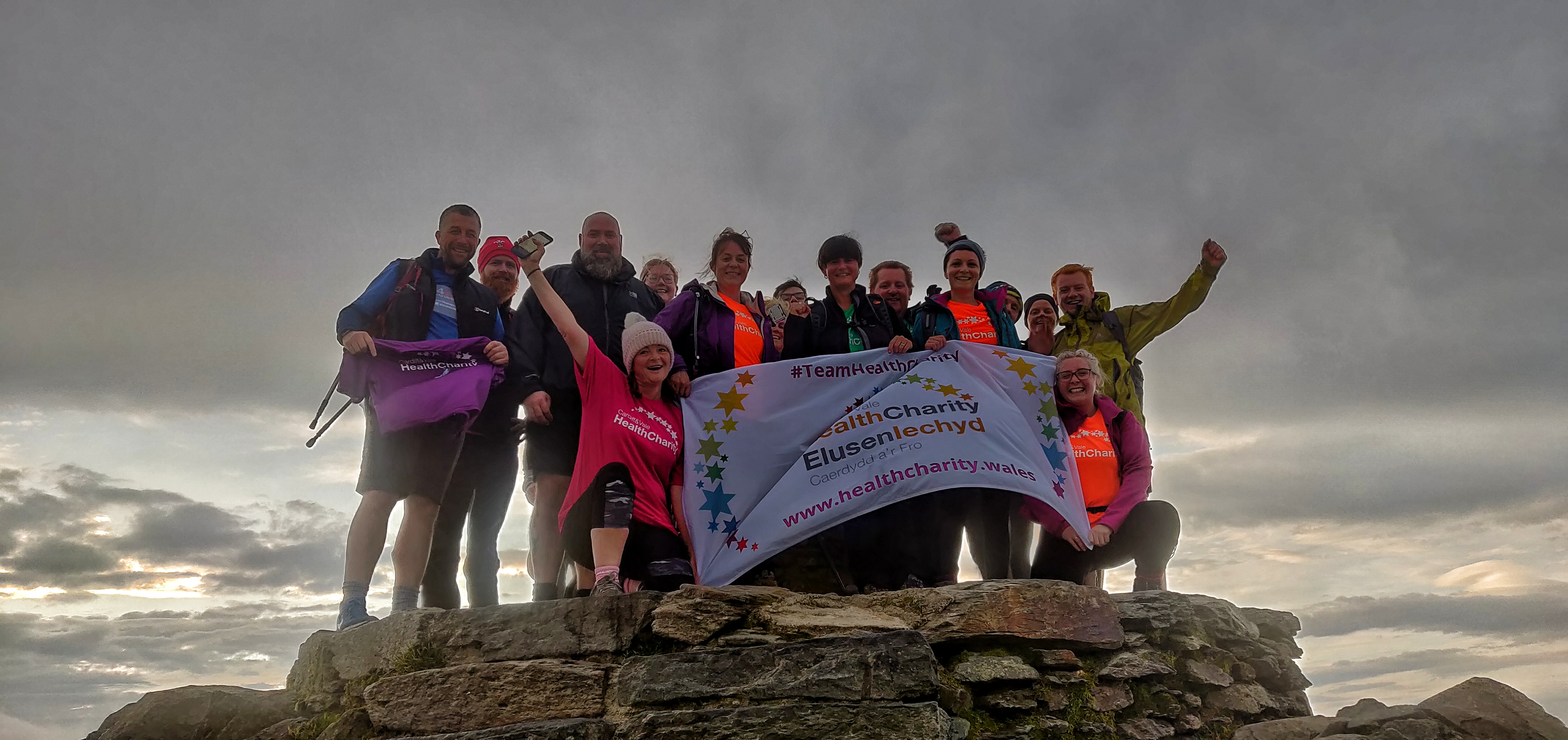Snowdonia 10 Peaks Challenge