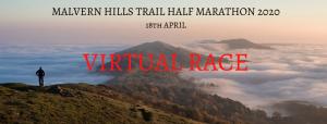 Virtual Malvern Hills Trail Half Marathon