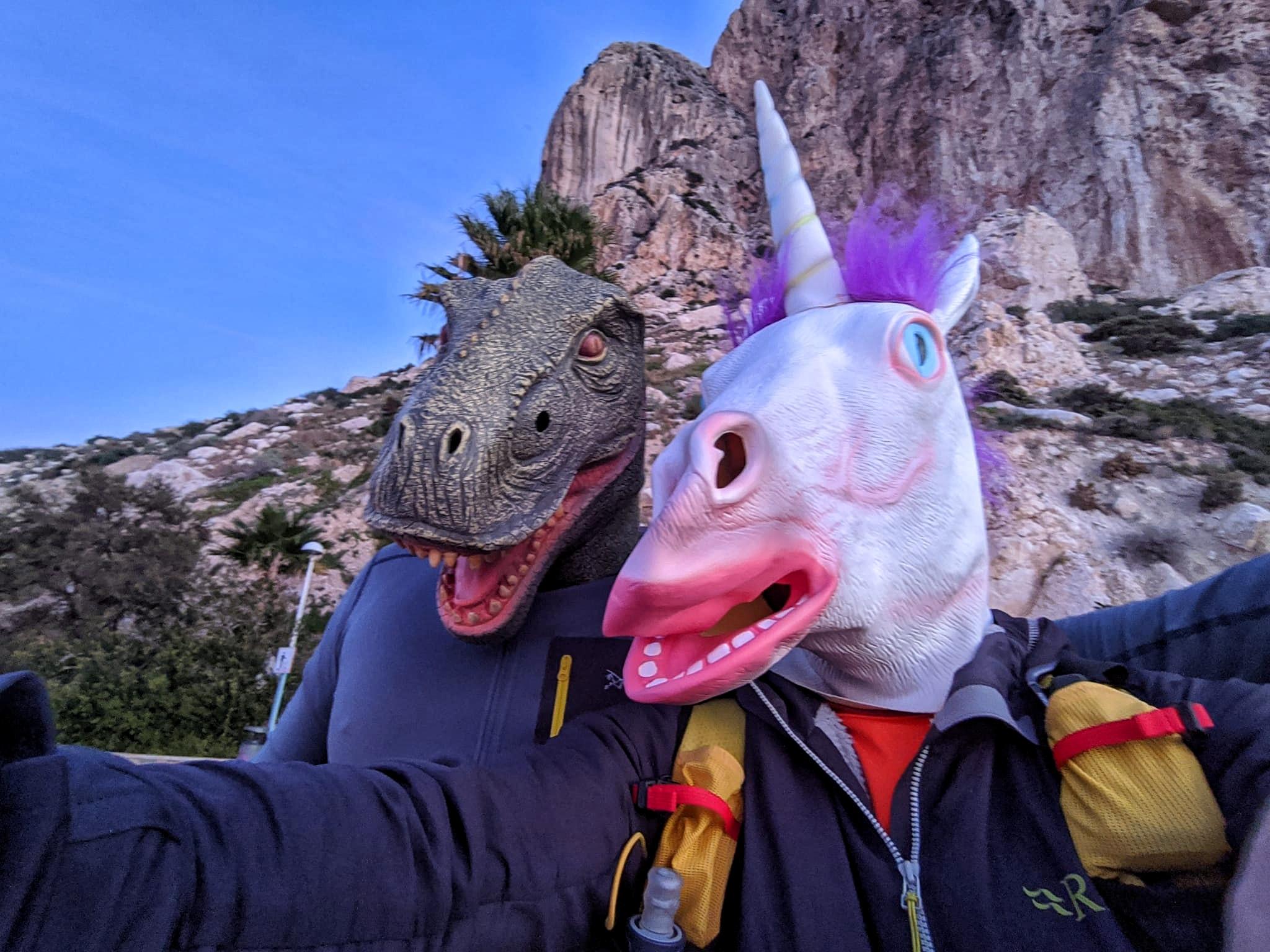 Sea 2 Summit masks