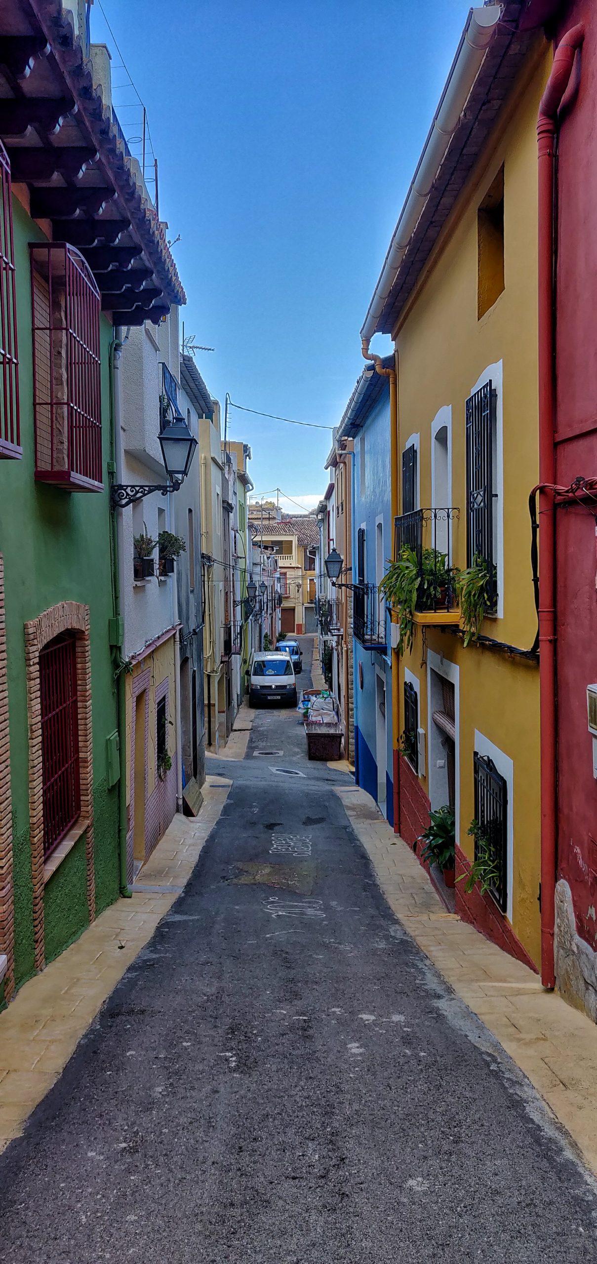 Spainish streets