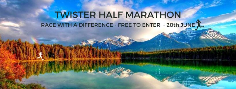 Twister Half Marathon