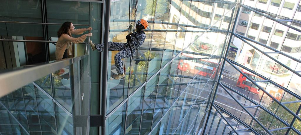 London Charity Abseil Event