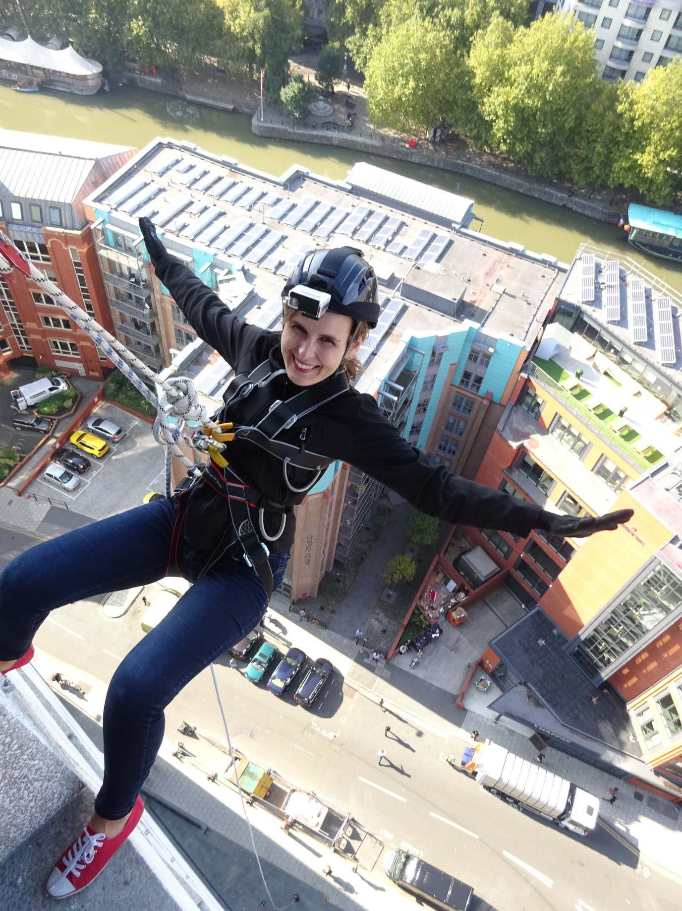 Bristol Charity Abseil Event