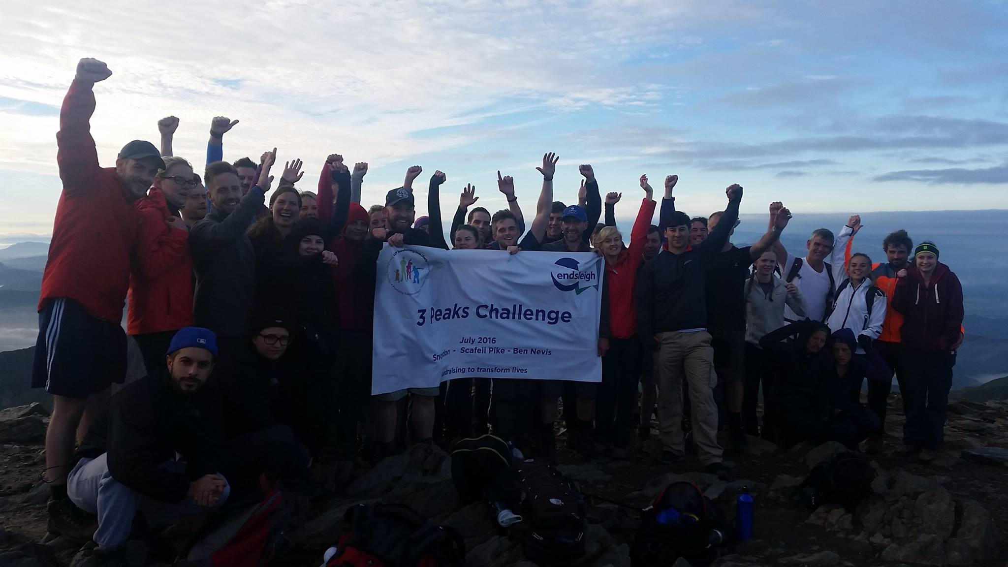 Nation 3 Peaks Group