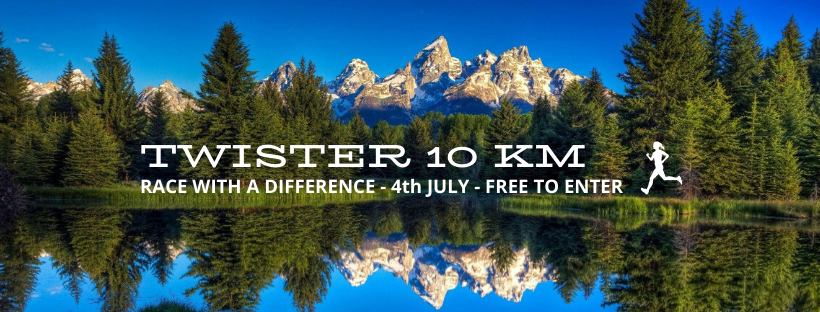 Twister 10 km 4th July