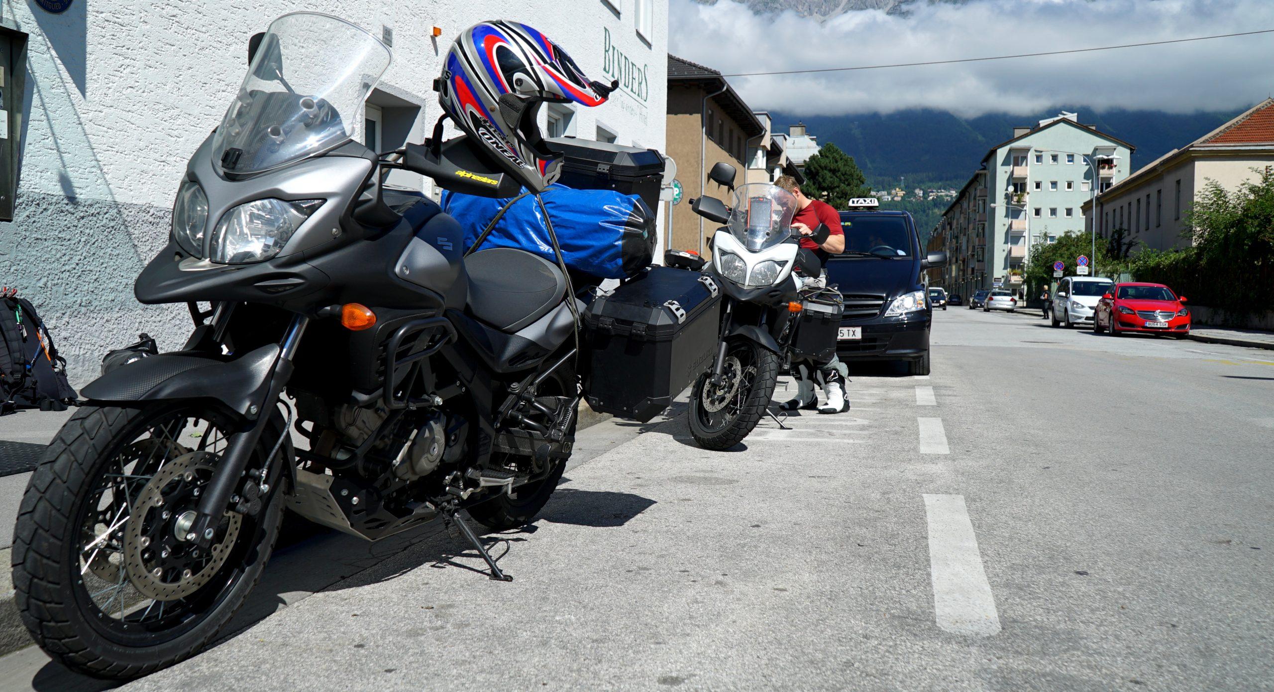 Motorbike event