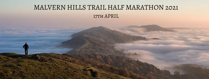 Malvern Hills Trail Half Marathon 2021