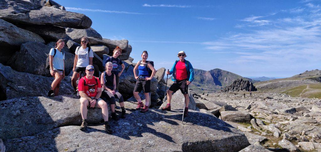 Snowdonia 10 Peak Challenge