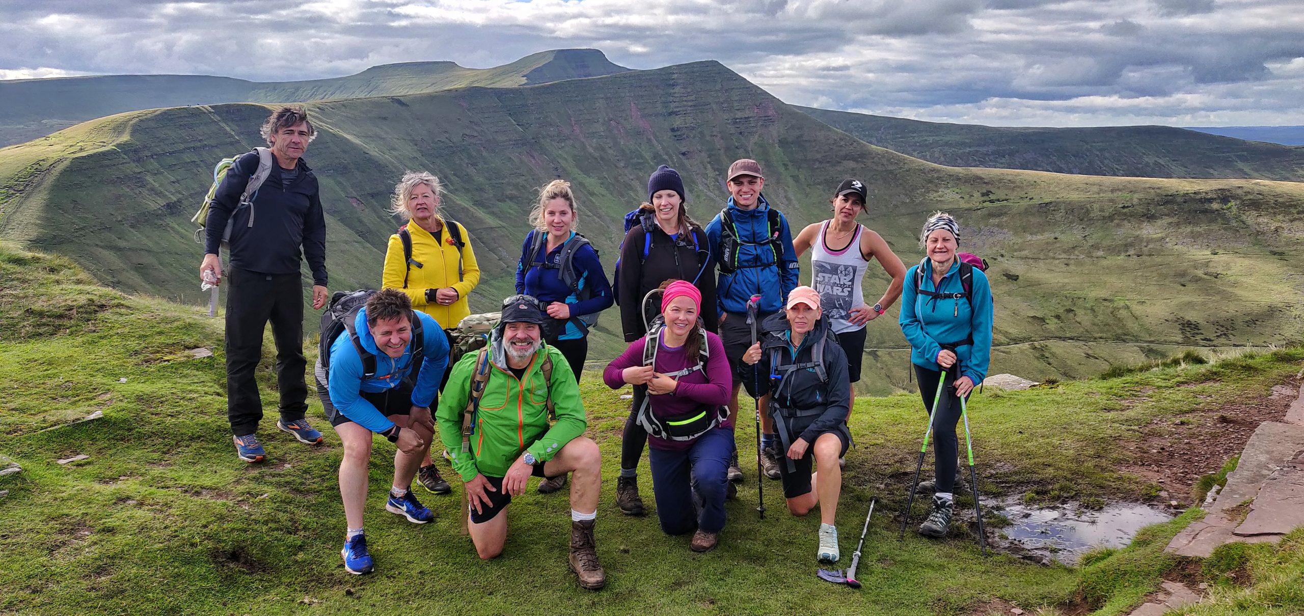 Brecon Beacons 10 Peak Challenge