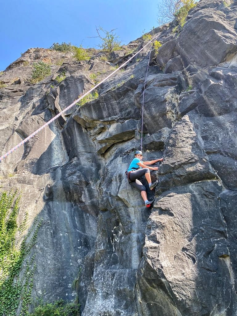 Bristol Avon Gorge Rock Climbing
