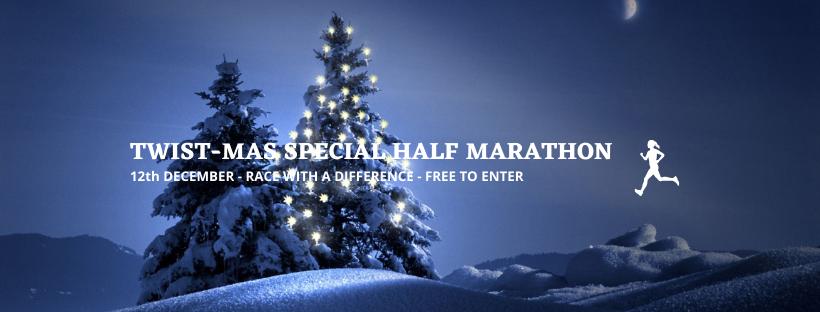 Twist-Mas Special Half Marathon