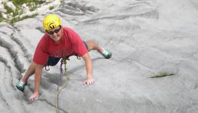 Rock climbing photos